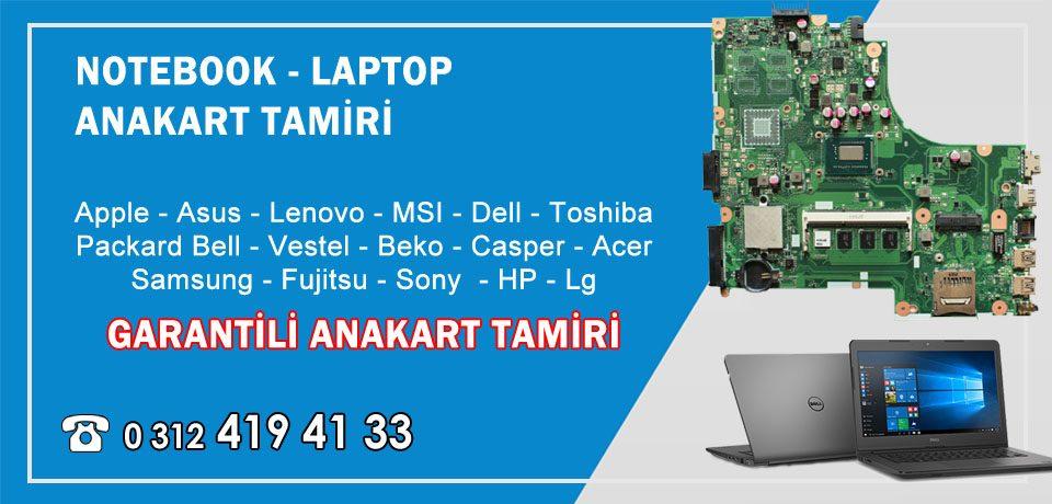 Garantili Anakart Tamiri Kızılay / Ankara
