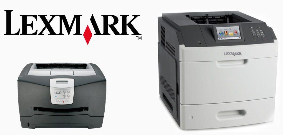 Lexmark Yazıcı Servisi ve Tamiri