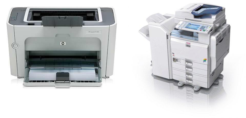 Printer Tamiri Servisi Ankara