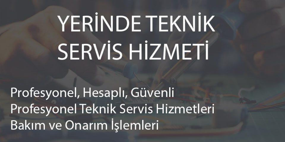 Ankarada Yerinde Teknik Servis Hizmeti