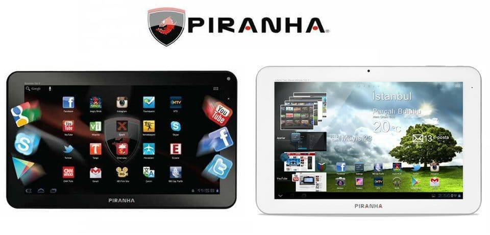 Piranha Tablet Tamiri ve Servisi