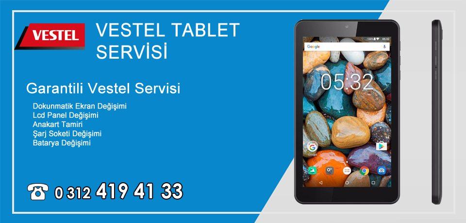 Vestel Tablet Tamiri ve Teknik Servisi Ankara | Dex Garantili