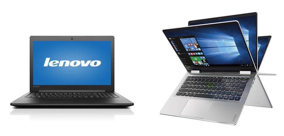 Lenovo Notebook ve laptop Ekran Değişimi