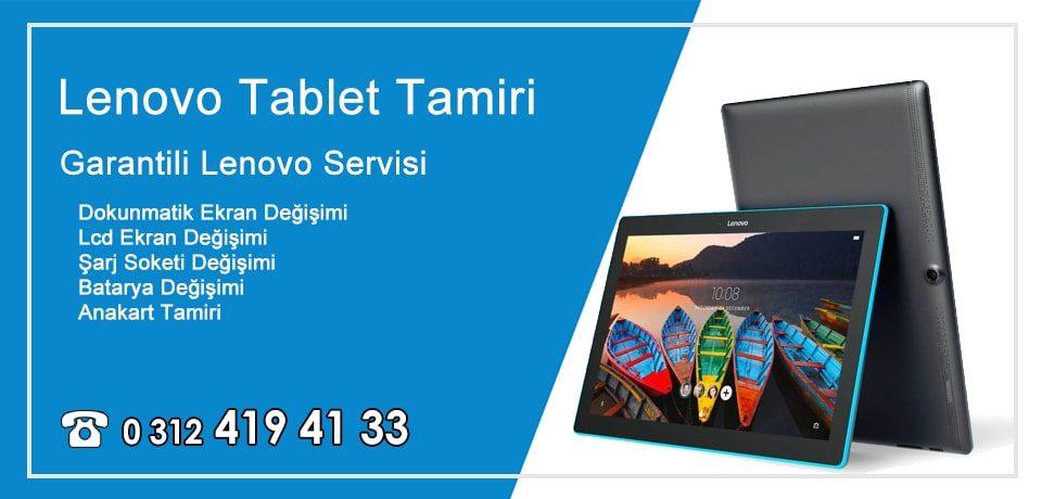 Lenovo Tablet Tamiri | Dokunmatik Ön Cam Değişim Fiyatları Servisi Ankara
