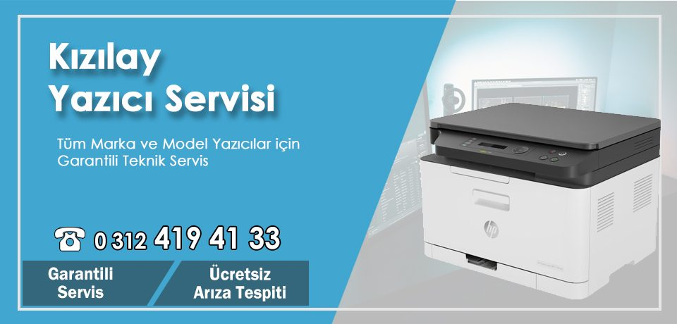 Kızılay Yazıcı Tamiri | Yerinde Yazıcı Servisi Garantili Bakım Ankara